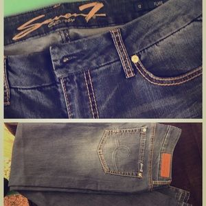 Seven brand flare jeans size 12
